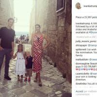 Ivanka Trump, il diario delle vacanze in Puglia