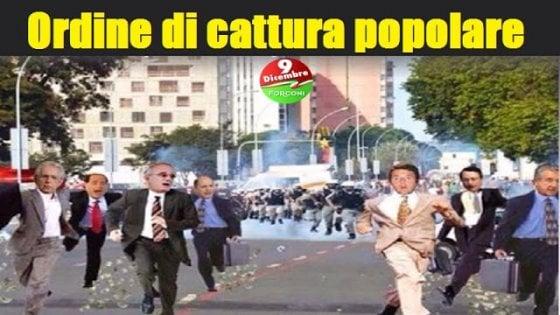 """""""Catturiamo tutti i parlamentari"""": perquisiti in tutta Italia leader del movimento dei Forconi"""