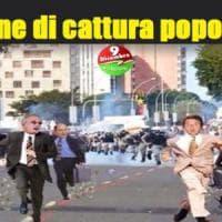 """""""Catturiamo tutti i parlamentari"""": perquisiti in tutta Italia leader del movimento dei..."""