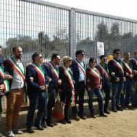 Gasdotto Tap, i sindaci del Salento occupano il cantiere: tensione per il parere del...
