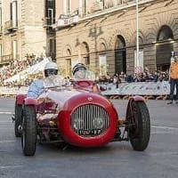 Gran premio di Bari, dal 28 al 30 aprile sfilano in città le auto da corsa