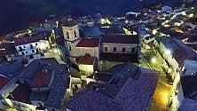 Faeto, il borgo dal drone  è un intreccio di vicoli