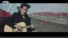 Il videoclip di Nabel sul ponte Adriatico