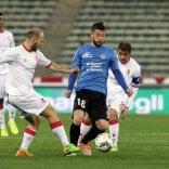 Bari bello ma sfortunato, col Novara finisce 0-0: due pali e niente quarto posto