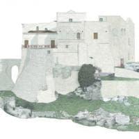 Castello di Ginosa, ecco il progetto premiato a Ferrara