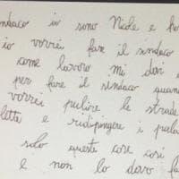 """Bari, bimba di 7 anni scrive a Decaro: """"Voglio fare la sindaca e ho già un programma. E'..."""