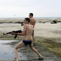 Bari come Gomorra: spararono fra le case per provare i kalashnikov, condannati in due