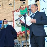 Manduria, in migliaia con Romina Power: no depuratore