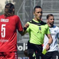 Il Bari ko anche a La Spezia (1-0): biancorossi senza idee e fuori dalla