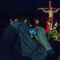 Fragagnano, la Passione fra teatralità e sacralità