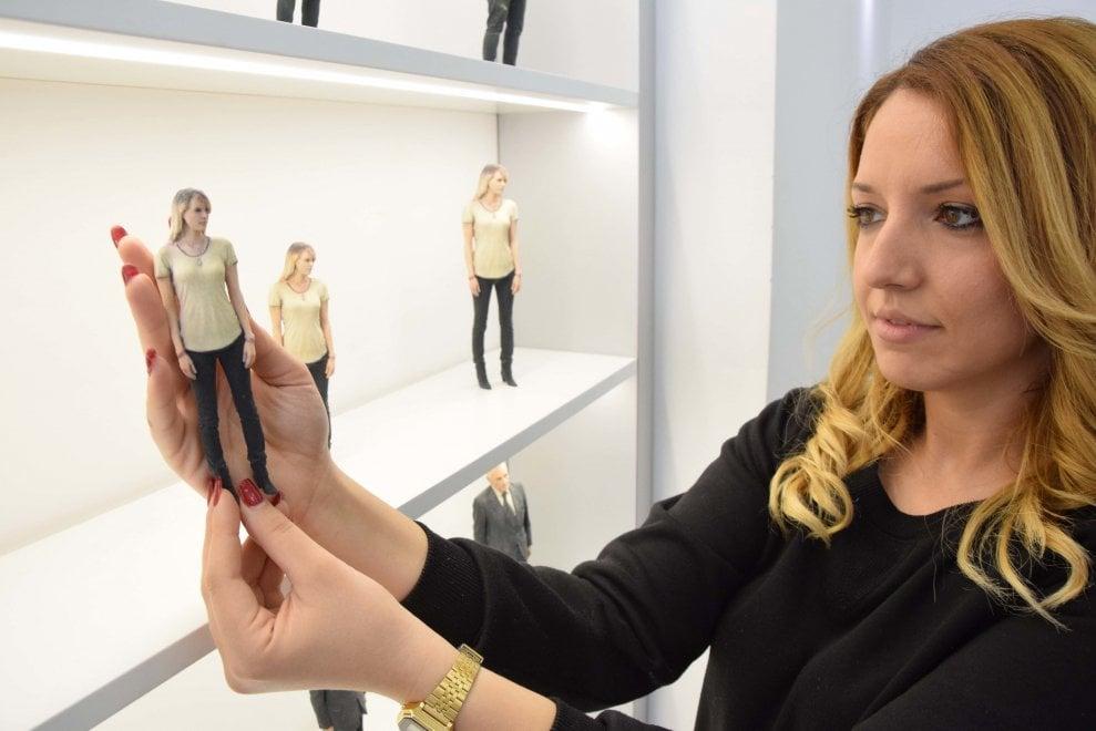 Il vostro clone in 3D? A Bari lo fa un negozio in centro