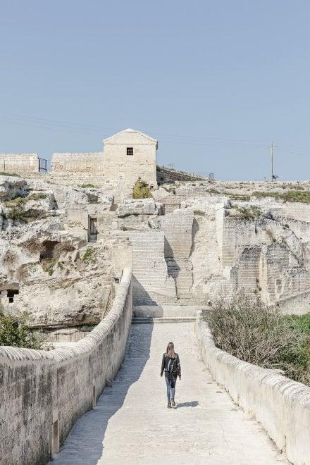 Gravina in Puglia, un viaggio fra storia e geometrie