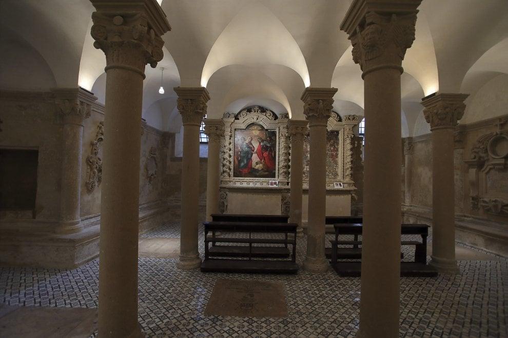 Cattedrale di Lecce, la cripta riapre dopo il restauro