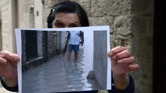 Bari vecchia, le famiglie di strada Annunziata scrivono a Strasburgo: manca la rete idrica