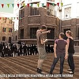 """Bari, il liceo Flacco apre   a mostre e spettacoli:  """"Sarà la nuova piazza  del quartiere Libertà"""""""