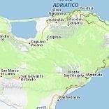 Terremoto all'alba  sul Gargano, quarto grado Avvertito a Barletta  e Cerignola