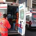 Andria, neonato nasce  d'urgenza nell'ambulanza  la mamma sta bene