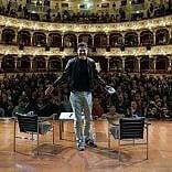 """Video  Alessandro Gassman  """"Un film con Proietti"""" la rivelazione al Bif&st di Bari"""