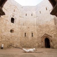 Ironia della morte, a Castel del Monte l'arte di Longobardi