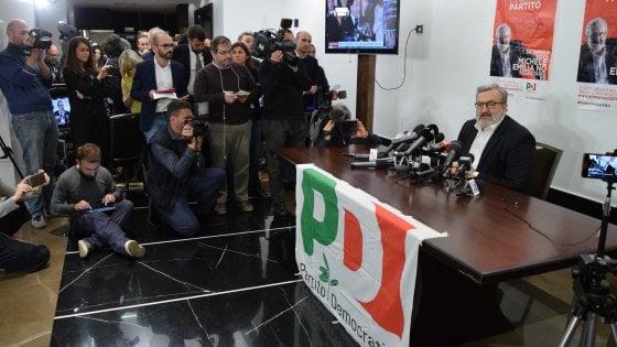 """Primarie Pd, Emiliano vince in Puglia ma non sfonda a Bari: """"Sono state le primarie del Sud"""""""