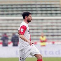 Bari calcio, campionato finito per Sabelli: rottura del legamento crociato