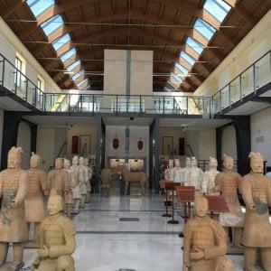 AGENDA/ I guerrieri di terracotta dell'Imperatore a Bari nell'Archivio di Stato