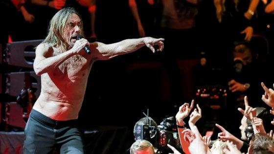 Iggy Pop torna in Italia per una storica data al Medimex Festival