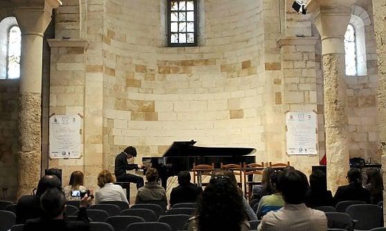 """Agenda/ """"Dedicato a ..."""" Beethoven: in concerto alla Vallisa il duo Valente - Larosa"""