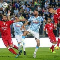 Bari, l'ultima lezione arriva dalla Spal: 2-1 nella notte in cui Ferrara