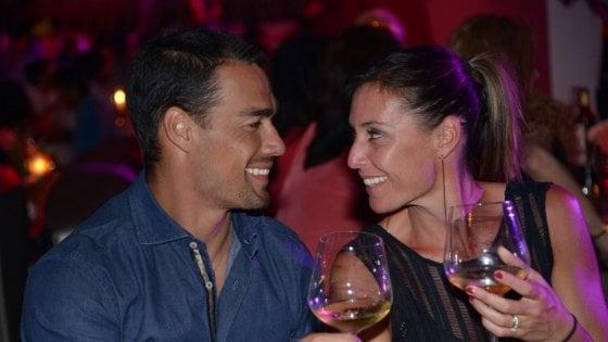 """Tennis, è nato il figlio di Fabio Fognini e Flavia Pennetta. Il tweet: """"Benvenuto Federico"""""""