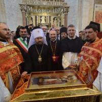 San Nicola in Russia, la cerimonia nella basilica di Bari