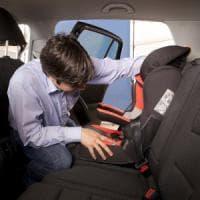 Sicurezza stradale, un'app per convincere i bambini a usare il seggiolino: