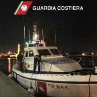 Brindisi, peschereccio in avaria soccorso al largo: in salvo i tre uomini
