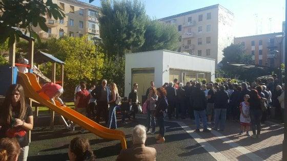 """Bari, ai salesiani il chiosco del Comune al Libertà: """"I boss si combattono anche così"""""""