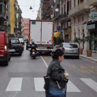 Bari, rivoluzione traffico in centro: stop ai tir, le merci arriveranno