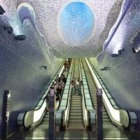 Suburbia, il fascino sotterraneo della metropolitana