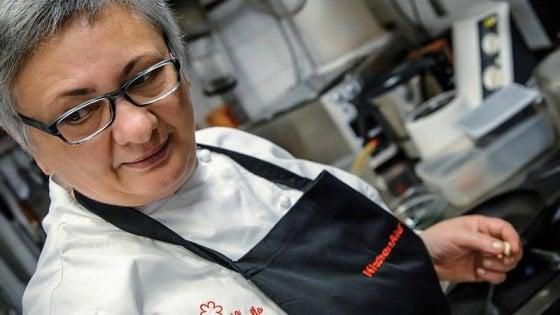 Maria Cicorella, la chef stellata del Pashà di Conversano