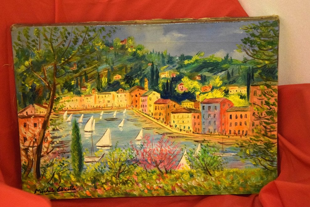 Bari, le opere d'arte rubate scoperte dai carabinieri