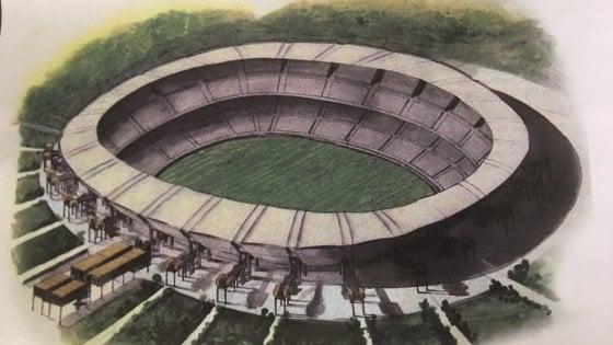 Bari, ecco il progetto per il restyling del San Nicola: tribune più vicine senza la pista di atletica