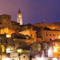 Matera night & day, il fascino dei Sassi è h24