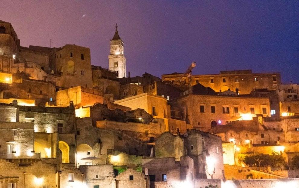 Matera night & day, il fascino dei Sassi è h24