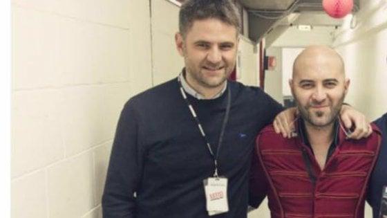 """Comunali, l'endorsement di Giuliano Sangiorgi: """"A Lecce votate mio fratello"""""""