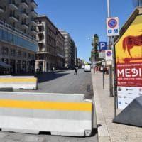 Bari, c'è Medimex e il traffico va in tilt ma oggi il lungomare resta aperto fino al pomeriggio