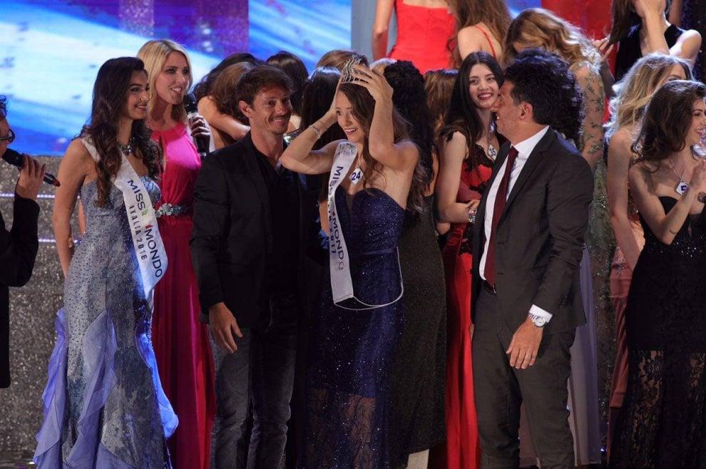 Conny Notarstefano, 22 anni, è Miss Mondo Italia