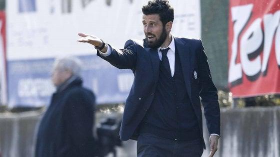 Calcio, il Bari ha scelto Fabio Grosso: in panchina un altro eroe mondiale come Tardelli
