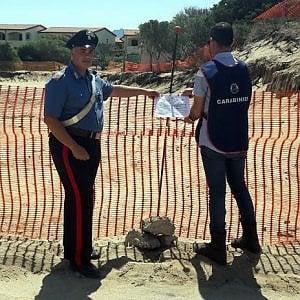 Otranto, lidi sotto sequestro per abusi edilizi sulla costa: sigilli al vicino di Briatore
