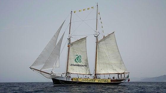 Goletta Verde, allarme Puglia per l'aumento delle infrazioni sulla costa. Male anche la Basilicata