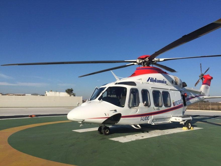 Elicottero Foggia Tremiti : In elicottero su tremiti e gargano la vista è mozzafiato
