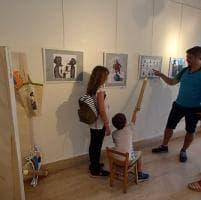 Oltre il libro, Bari capitale dell'illustrazione e il coro giovanile apre