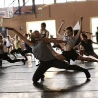 A lezione dai maestri di danza a Castellana Grotte